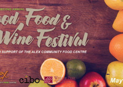 May 18 – Good Food and Wine Festival