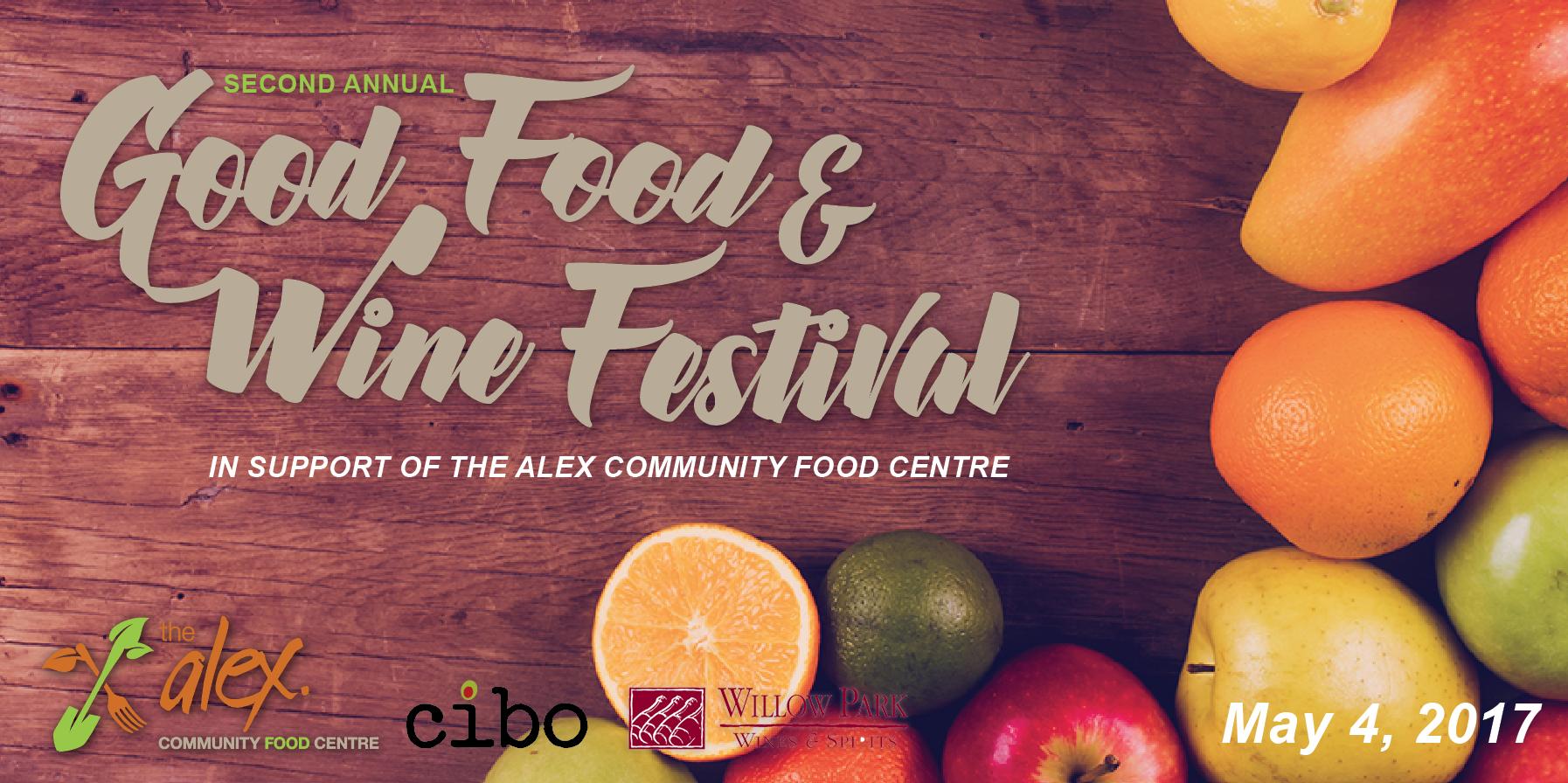 Good Food And Wine Festival Calgary